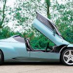 Lamborghini Zagato Raptor. Se subasta una pieza única
