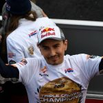"""Lorenzo: """"Uno de los días más importantes de mi carrera"""""""