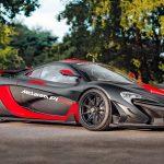 McLaren P1 GTR. ¿Te sobran tres millones y medio de euros?