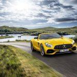 Mercedes-AMG GT S Roadster. Nueva versión con 522 CV