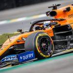 Motor nuevo para Carlos Sainz, una ventaja en el 'sprint' final