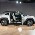 Nuevas imágenes del Mazda MX-30: Presta atención a los detalles