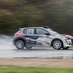 Peugeot 208 R4. Debuta en el Rally de Madrid