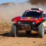 Sainz también tendrá su previo en Arabia de cara al Dakar