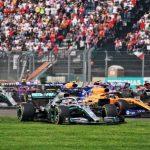 Sainz y la agridulce sensación de adelantar a Lewis Hamilton