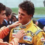 """Schumacher pensó en retirarse tras morir Senna"""