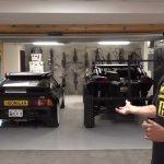 [Vídeo] Un paseo por el garaje particular de Ken Block: Ojito a lo que hay ahí escondido…
