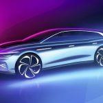 Volkswagen ID. SPACE VIZZION: Familiar, eléctrico, 590 km de autonomía y listo para 2021