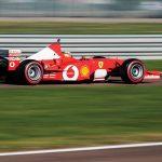 6 millones han pagado por este Ferrari F2002 de Michael Schumacher