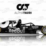 Alpha Tauri anuncia una cita con la F1 2020 por San Valentín