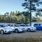 Dossier, los 80 modelos más vendidos en Suecia durante noviembre