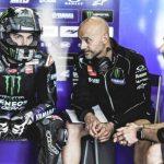 """""""El referente en Yamaha es Maverick, que gana carreras"""""""