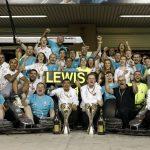 Mercedes tiene que pagar casi 5 M€ para correr en la F1 2020
