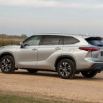 Nuevas imágenes del Toyota Highlander 2020: No descartes verlo algún día en Europa…
