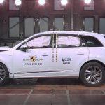 Nuevas pruebas Euro NCAP: crece el club de las cinco estrellas