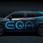 Primeros detalles del Mercedes-Benz EQA: la variante eléctrica del nuevo GLA que veremos en 2020