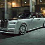 Rolls-Royce Phantom. Spofec saca su lado más deportivo