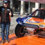 Rubén Gracia presenta su proyecto pionero en el Dakar