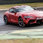 [Vídeo] El nuevo Toyota Supra es capaz de merendarse a los BMW M2 Competition y Z4 en Nürburgring