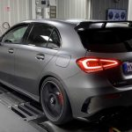Ahora el motor de 4 cilindros y 2.0 litros de Mercedes-AMG con casi 600 CV…