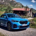 BMW X2 xDrive25e 2020: La mecánica híbrida-enchufable con pegatina CERO llega al X2