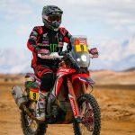 Brabec destaca en un Dakar que hace estragos; Barreda, 3º