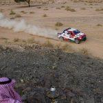 Dakar 2020 en directo: Sainz lidera. Alonso va a 9 minutos