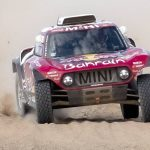 Dakar 2020: Peterhansel y Sainz en 1:02 a falta de 50km