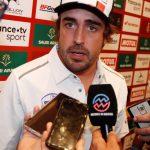 El Dakar de Alonso