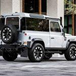 El Project Blackcomb es un elegante Land Rover Defender de 570 CV