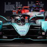 El pupilo de Mark Webber da la pole a Jaguar en Santiago