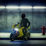 La Damon Hypersport es una moto eléctrica con 200 CV y una avanzadísima tecnología