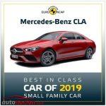 Los coches más seguros de 2019: Batalla entre Tesla y BMW, Subaru sacando pecho y Mercedes con buena estrella