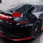 ¿Qué te parece el Porsche 992 de DMC ?: Fibra de carbono y kevlar a discreción