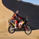 Resultados: clasificación de la primera etapa del Rally Dakar