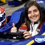Tatiana Calderón, 1ª mujer en la Súper Fórmula japonesa