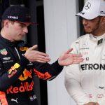Verstappen 'empequeñece' a Hamilton