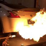 [Vídeo] Esto es lo que pasa cuando le «aprietas» las tuercas al Nissan 370Z…