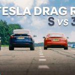 [Vídeo] Tesla Model S vs. Model X vs. Model 3: Veamos de qué es capaz cada miembro de la familia…