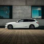 A falta de BMW M3 con carrocería familiar bueno es el BMW Serie 3 Touring de AC Schnitzer