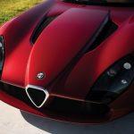 Alfa Romeo TZ3 Stradale Zagato. Una joya de colección