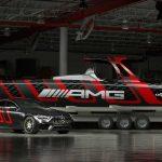 AMG y Cigarette Racingya tienen listo su próximo proyecto: El Clase G será el protagonista