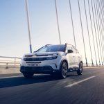 Citroën C5 Aircross Hybrid. Ya está disponible desde 34.350 euros
