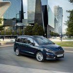 El motor híbrido del Ford Kuga llegará a los S-Max y Galaxy