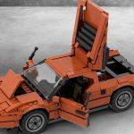 Este BMW M1 de LEGO es el candidato ideal para tu próximo regalo de cumpleaños