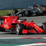 Ferrari empieza a funcionar el día que falla el Mercedes