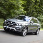 Mercedes GLE 350 de. Arranca su comercialización en España