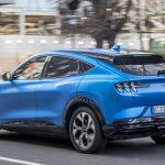 Nuevas imágenes del Ford Mustang Mach-E para Europa
