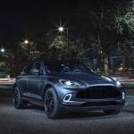 «Q» by Aston Martin nos muestra el lado más oscuro del DBX
