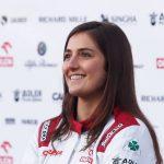 Tatiana Calderón y Alfa Romeo renuevan su vínculo para 2020